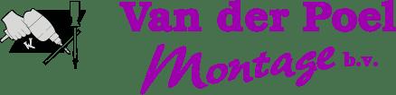 Van der Poel Montage b.v. logo